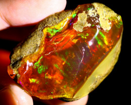 131cts Ethiopian Crystal Rough Specimen Rough / CR5351
