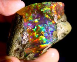 169cts Ethiopian Crystal Rough Specimen Rough / CR5359