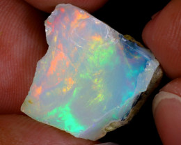 11cts Natural Ethiopian Welo Rough Opal / WR9129