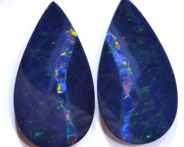 10.92 CTS OPAL DOUBLET PAIR L.RIDGE  INV-2381-INVESTMENTOPALS