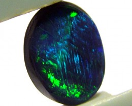 N1 1.70 CTS  SOLID BLACK OPAL TBO-3151
