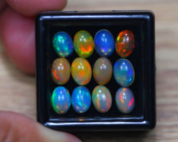 6.44Ct Natural Ethiopian Welo Solid Opal Lot W1145