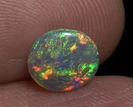 1.18ct Lightning Ridge Crystal Opal FM570