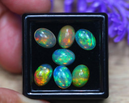 4.81Ct Natural Ethiopian Welo Solid Opal Lot S252