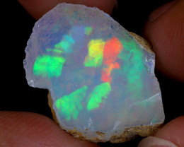 12cts Natural Ethiopian Welo Rough Opal / WR9241