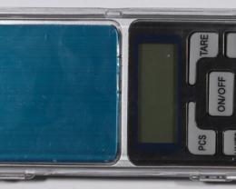 NO RESERVE!! Digital Pocket Scale [38477] 53FROGS