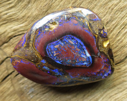 68cts, YOWAH NUT OPAL~FROM OUR MINES!