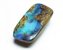 2.86ct Australian Boulder Opal Stone