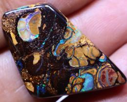 23.86 Carats Koroit Opal Cut Stone ANO-3262