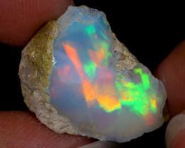 8cts Natural Ethiopian Welo Rough Opal / PA699