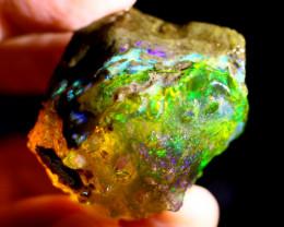 132cts Ethiopian Crystal Rough Specimen Rough / CR5412