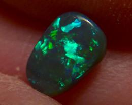 Top gem Lightning Ridge  Black Opal , N1 body tone