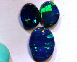3.12cts Opal Doublet Parcel Lo-6874        Lightningopals inc
