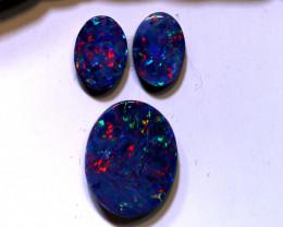 2.47cts Opal Doublet Parcel Lo-6882        Lightningopals inc