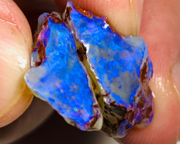 Gem Quality Nobby of Jag Hill, Astonishing Split with Deep Thick Wide Brigh