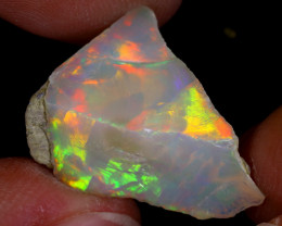 8cts Natural Ethiopian Welo Rough Opal / PA807