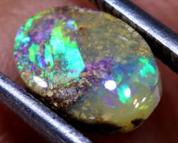1.45cts  Boulder  Opal polished Cut Stone  TBO-A3904  Trueblueopals