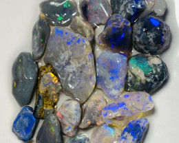 Potential Nobby*^  48 CTs of Bright Rough Opals#620