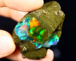 77cts Ethiopian Crystal Rough Specimen Rough / CR5450