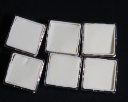 Australian made gem boxs parcel of 6 boxs [rel nr194