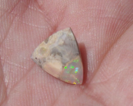 1.42 Ct Faceted Mexican Cantera Fire Opal