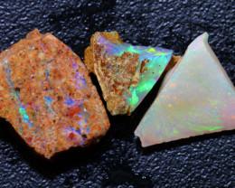 5.20cts Boulder Pipe Opal Rough Parcel  ADO-A225   adopals