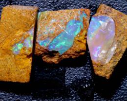 11.50cts Boulder Pipe Opal Rough Parcel  ADO-A228   adopals
