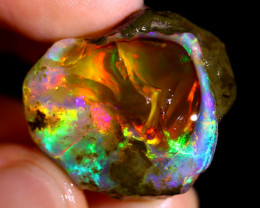 39cts Ethiopian Crystal Rough Specimen Rough / CR5455