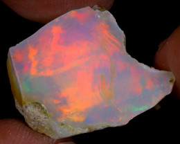 18cts Natural Ethiopian Welo Rough Opal / WR9418