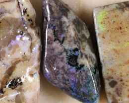 NO RESERVE!! #8 Beginners Andamooka Matrix Opal [39261] 53FROGS