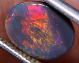 N2-0.85 - cts Black Opal PictureLightning Ridge TBO-A4042Trueblueopals