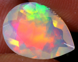 1.79cts Natural Ethiopian Faceted Welo Opal / NY3698