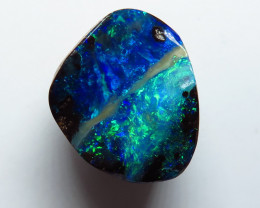 8.03ct Australian Boulder Opal Stone