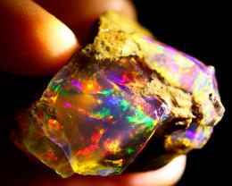 103cts Ethiopian Crystal Rough Specimen Rough / CR5514