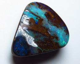 30.0ct Australian Boulder Opal Stone