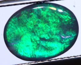 N2-1.25 - cts Black Opal  Stone L. Ridge TBO-A4087 Trueblueopals