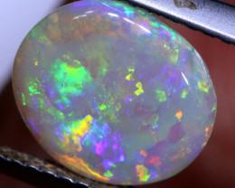 N5-1.15   cts Dark  Crystal Opal Stone L. Ridge  TBO-A4100 Trueblueopals