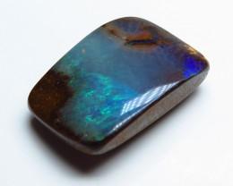 7.08ct Australian Boulder Opal Stone