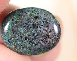 NO RESERVE!! Andamooka Matrix opal [39534] 53FROGS