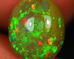 1.98 CT Dark Base!! Investment Grade Natural Ethiopian Opal-GA223