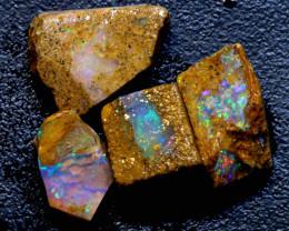 9.65 cts Boulder Pipe Opal  Rough Parcel ADO-A313  - adopals