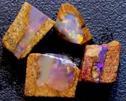 12.15 cts Boulder Pipe Opal  Rough Parcel ADO-A333 - adopals