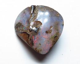 5.91ct Australian Boulder Opal Stone