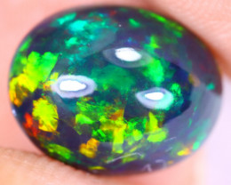 3.11cts Natural Ethiopian Smoked Welo Opal / UX1915