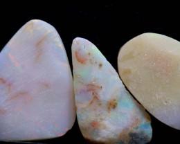 12.60cts Coober Pedy White Opal Rough Parcel  ADO-A436   adopals