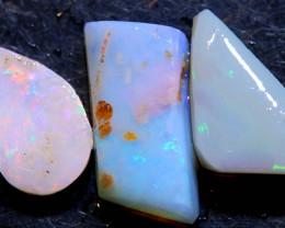 8cts Coober Pedy White Opal Rough Parcel  ADO-A443   adopals