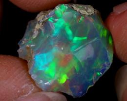 6cts Natural Ethiopian Welo Rough Opal / PA963