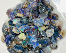 Bright Rough Nobby Opals with Great Potential to Cut