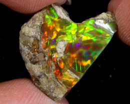7cts Natural Ethiopian Welo Rough Opal / PA1021