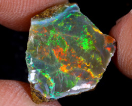 3cts Natural Ethiopian Welo Rough Opal / PA1039